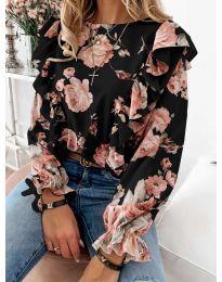 Bluza - cod 4256 - negru