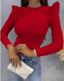 Bluza - cod 1663 - roșu