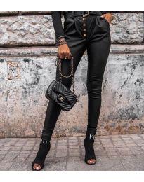 Pantaloni - cod 5698 - negru
