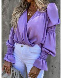 Bluza - cod 5451 - violet