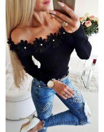 Bluza - cod 2882 - negru