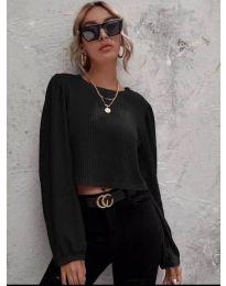 Bluza - cod 5932 - negru
