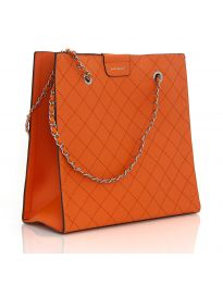 Geantă - cod LS591 - portocaliu