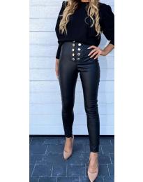 Pantaloni - cod 5643 - negru