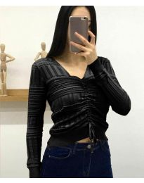 Bluza - cod 385 - negru