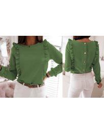 Bluza - cod 4171 - verde