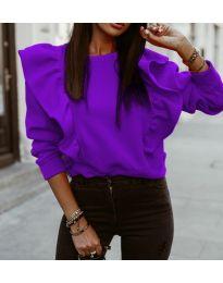 Bluza - cod 3890 - violet