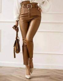Pantaloni - cod 2782 - 3 - maro