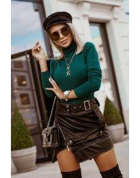 Bluza - cod 8861 - 11 - verde