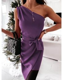 Rochie - cod 6442 - 4 - violet