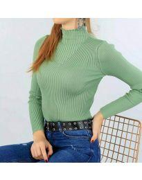 Bluza - cod 3800 - verde