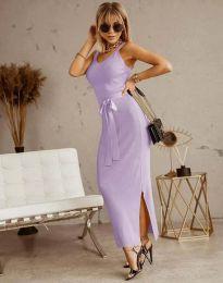 Rochie - cod 6166 - violet deschis