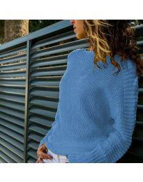 Bluza - cod 825 - albastru deschis