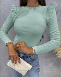 Bluza - cod 1663 - mentă