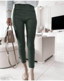 Pantaloni - cod 2788 - 3 - verde inchis