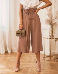Pantaloni - cod 2136 - maro