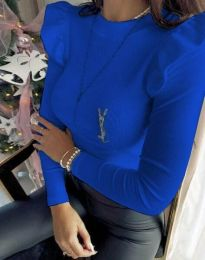 Bluza - cod 0142 - cer albastru