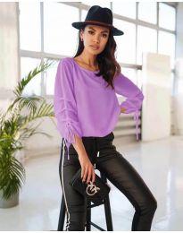 Bluza - cod 5165 - violet