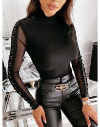 Bluza - cod 4188 - negru