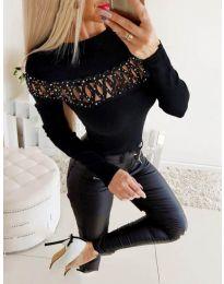 Bluza - cod 3511 - negru