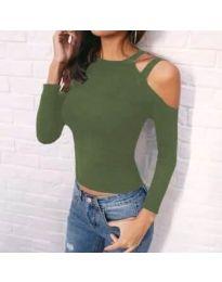Bluza - cod 952 - verde