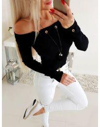 Bluza - cod 3572 - negru