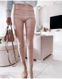 Pantaloni - cod 2788 - 4 - roz deschis