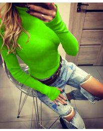 Bluza - cod 5256 - verde
