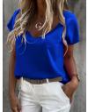 Tricou - cod 0589 - albastru
